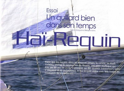 Article Yachting Cup Legend